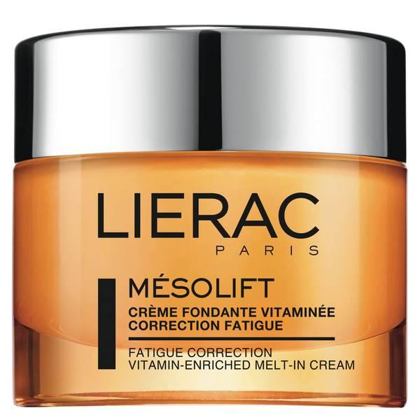 Lierac Mésolift Ultra Vitamin-Enriched Anti-Fatigue Smooth Correction Cream krem korygujący zapobiegający znużeniu