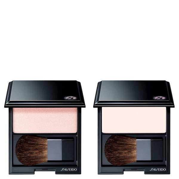 Shiseido Luminizing Satin Face Colour Bundle