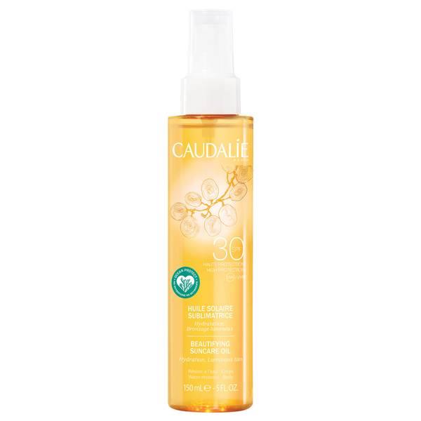 Caudalie Beautifying Sun Care Oil SPF 30 150ml