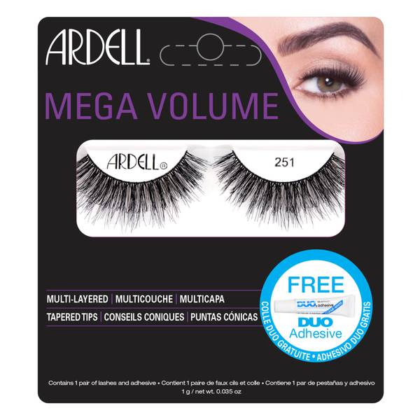 Faux Cils Mega Volume251 Ardell