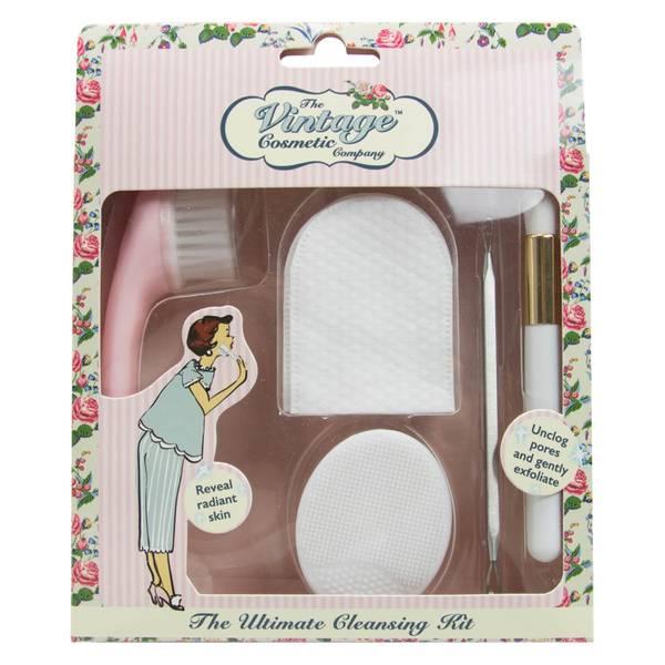Set de limpieza Ultimate de The Vintage Cosmetic Company