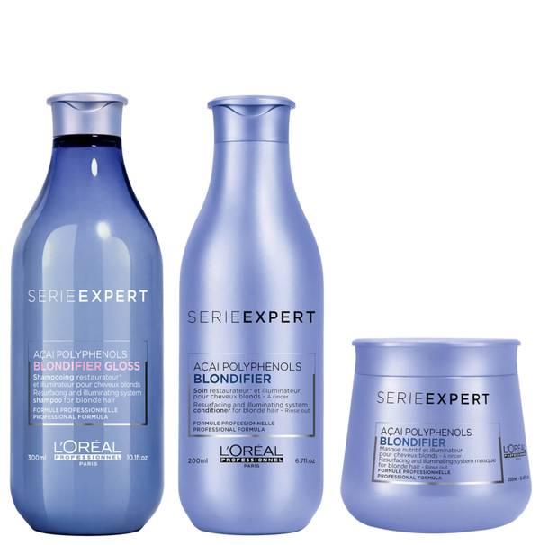 L'Oréal Professionnel Serie Expert Blondifier Trio