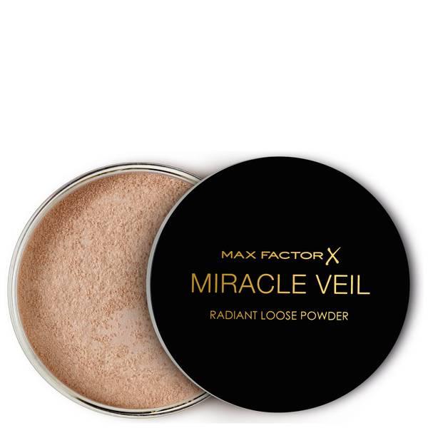 Poudre Libre Miracle Veil Max Factor – Transparent 4g