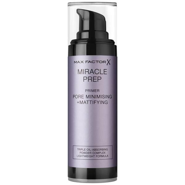 Max Factor Miracle Prep Pore Minimising and Mattifying Primer 30ml