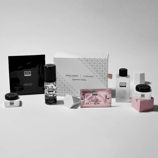 LOOKFANTASTIC x Erno Laszlo Limited Edition Beauty Box (Værdi 1.600 kr)