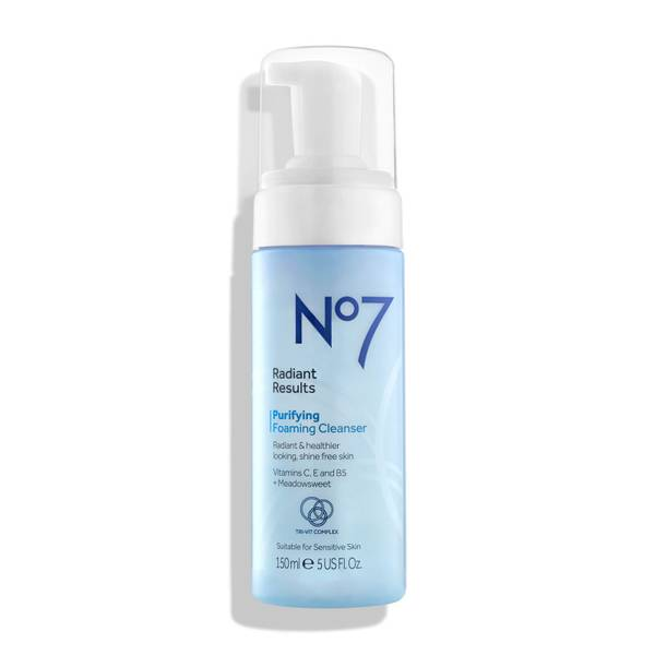 Radiant Results Purifying Foaming Cleanser