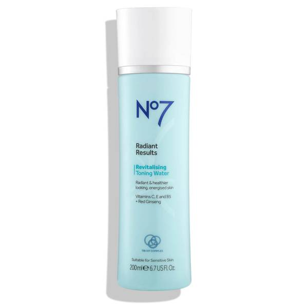 Radiant Results Revitalizing Toning Water