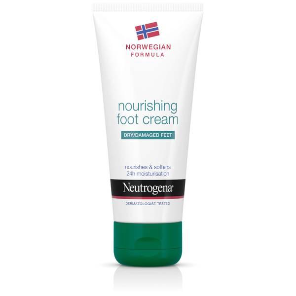 Neutrogena Norwegian Formula Nourishing Foot Cream for Dry/Damaged Feet 100ml