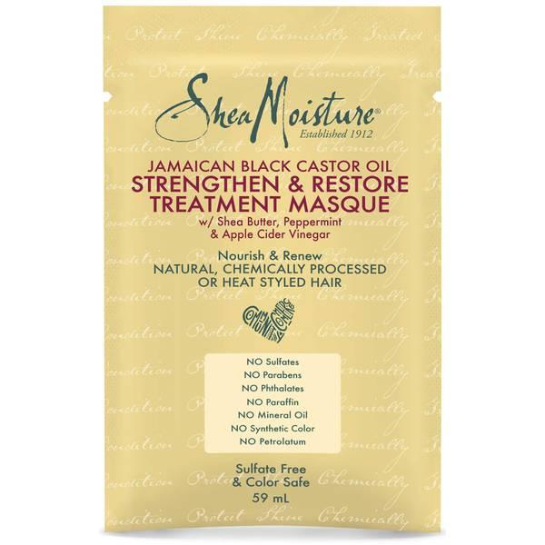 Shea Moisture Jamaican Black Castor Oil Treatment Masque 59ml