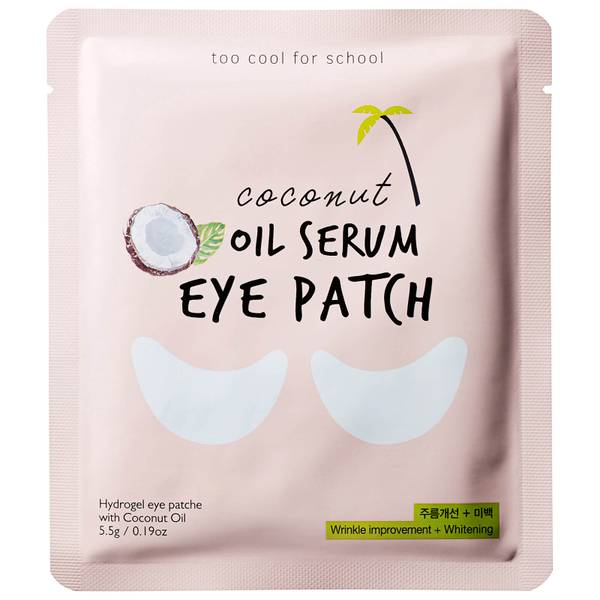 Too Cool For School Coconut Oil Serum Eye Patch 5.5g