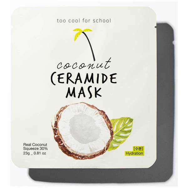Too Cool For School Coconut Ceramide Mask 23g