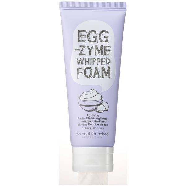 Too Cool For School Egg-Zyme Whipped Foam 150g