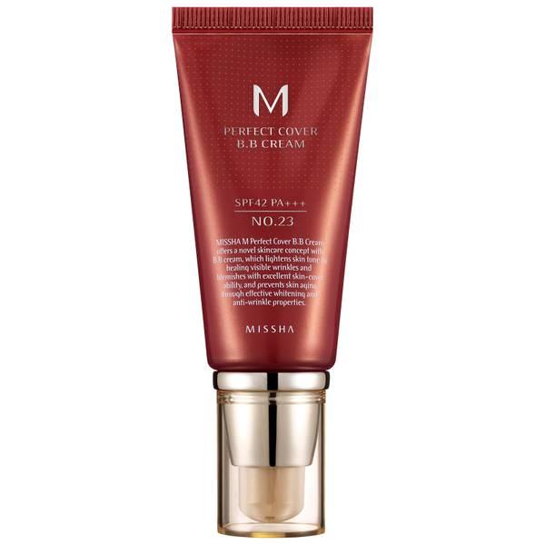 MISSHA M Perfect Cover BB Cream SPF42/PA+++ - No.23/Natural Beige 50ml