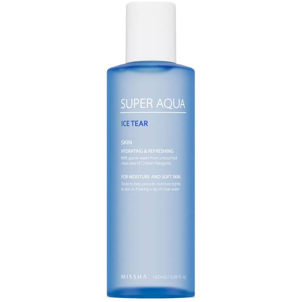 MISSHA Super Aqua Ice Tear Skin Toner 180ml