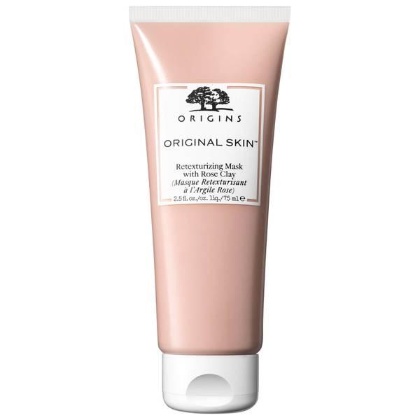 Mascarilla retexturizante Original Skin con arcilla de rosa de Origins 75 ml