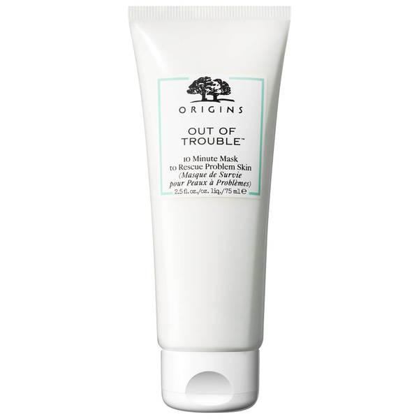 Mascarilla 10 minutos para problemas de piel Out of Trouble de Origins 75 ml
