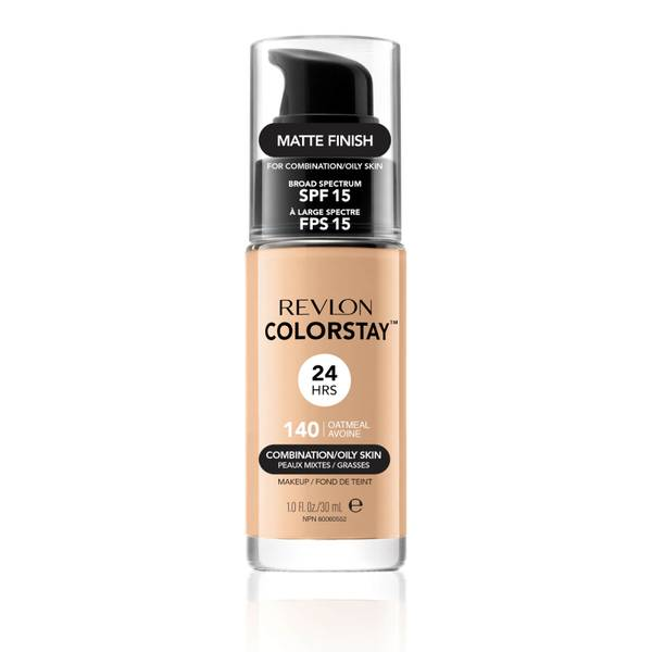 Revlon ColorStay Make-Up Foundation for Combination/Oily Skin (Various Shades)