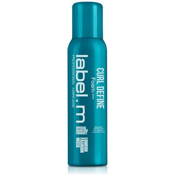 Espuma Curl Define da label.m 150 ml