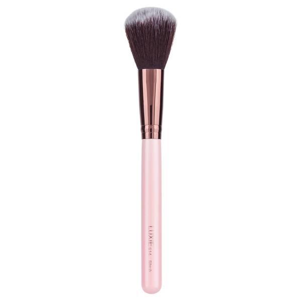 Luxie 514 Blush Brush - Rose Gold