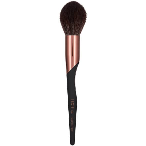Luxie 736 Tapered Face Brush