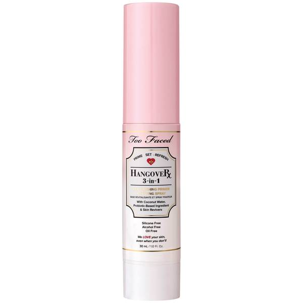 Too Faced Hangover Doll-Size 3-in-1 Setting Spray 30ml