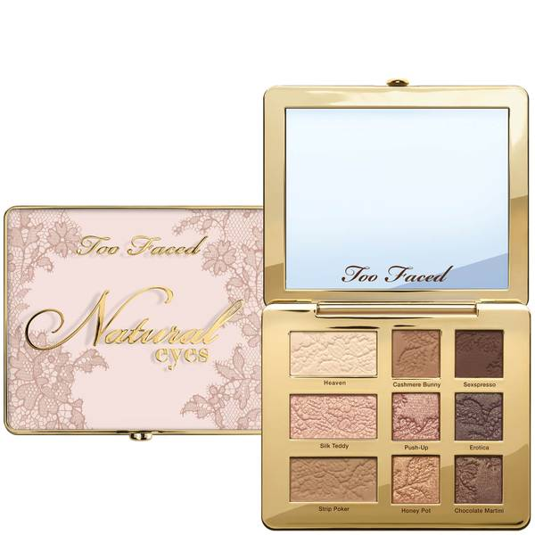Too Faced Natural Eye Shadow Palette 12g