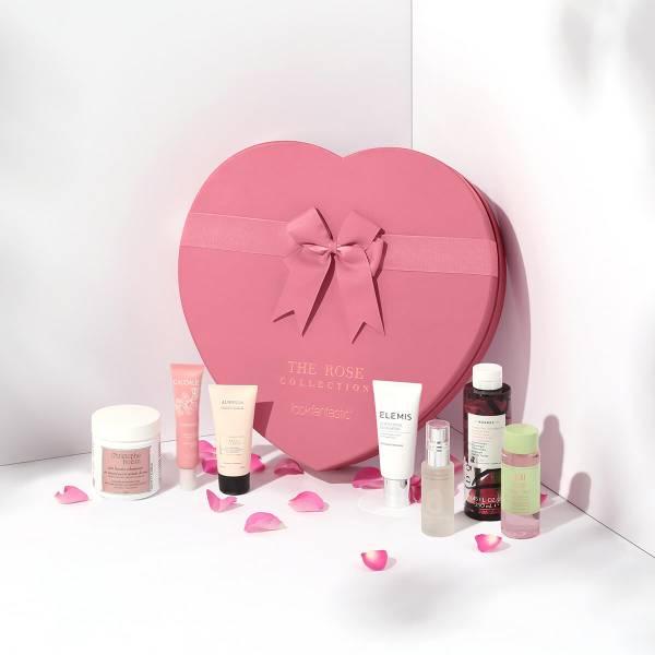 LFバレンタイン限定ビューティーボックス - The Rose Collection