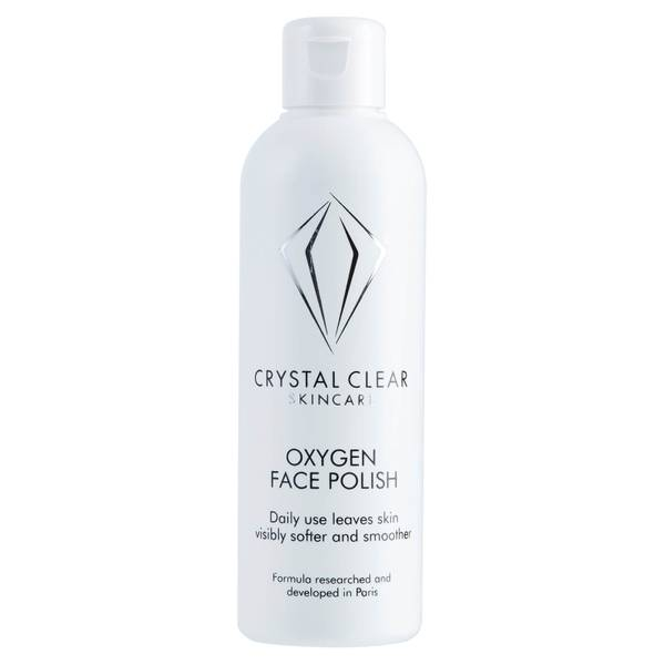 Crystal Clear Oxygen Face Polish 200ml