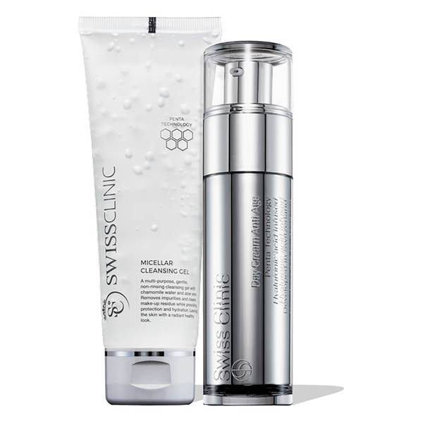 Swiss Clinic The Daily Duo 175ml