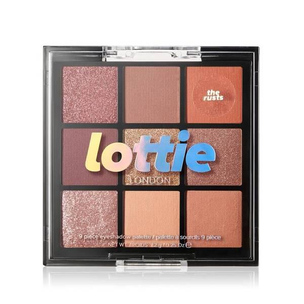Lottie London Palette Mix - The Rusts 7.2g