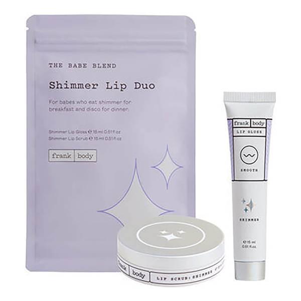 Frank Body Shimmer Lip Duo