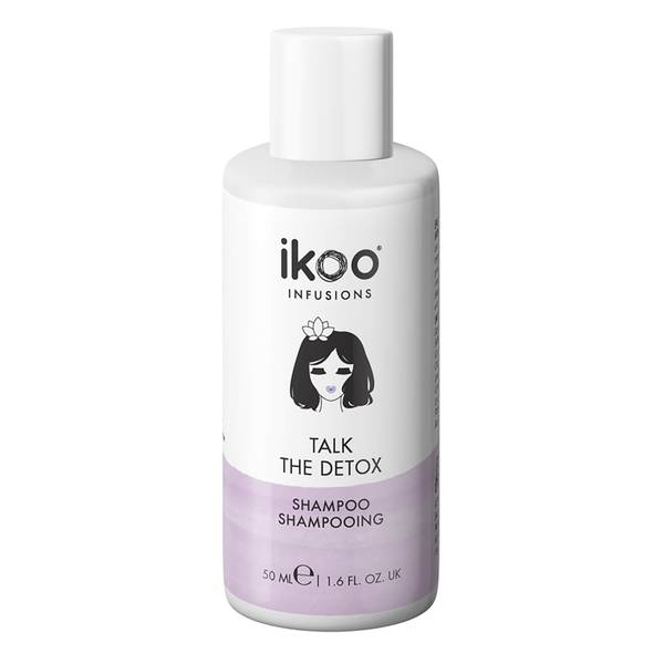 ikoo Shampoo - Talk the Detox 50ml