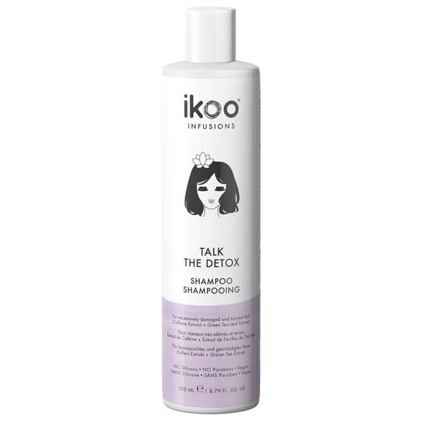 ikoo Shampoo - Talk the Detox 250ml