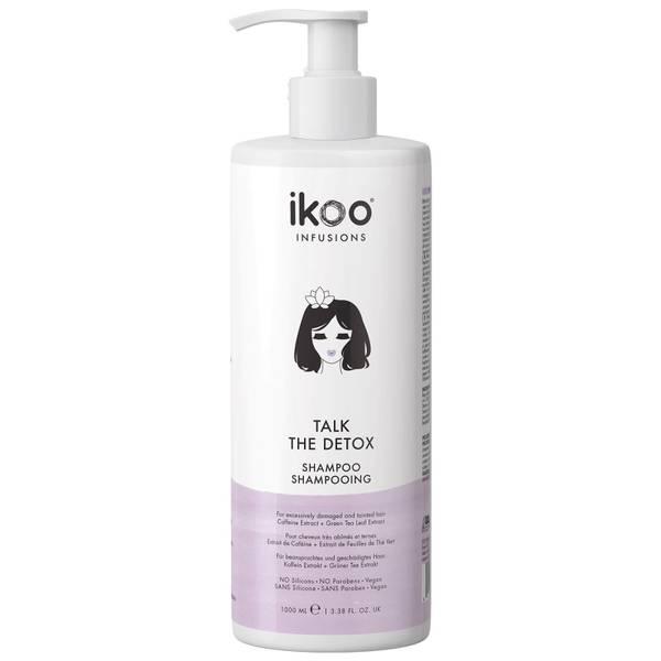 ikoo Shampoo - Talk the Detox 1000ml