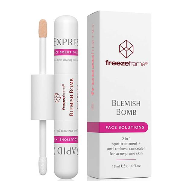 Freezeframe Blemish Bomb