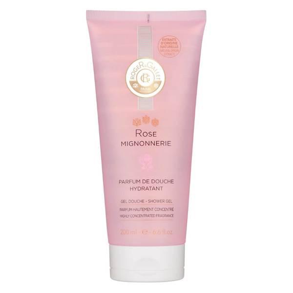 Roger&Gallet Rose Mignonnerie Shower Gel and Bubble Bath 200ml