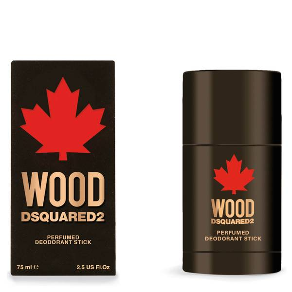 Dsquared2 D2 Wood Pour Homme Deodorant Stick 75ml