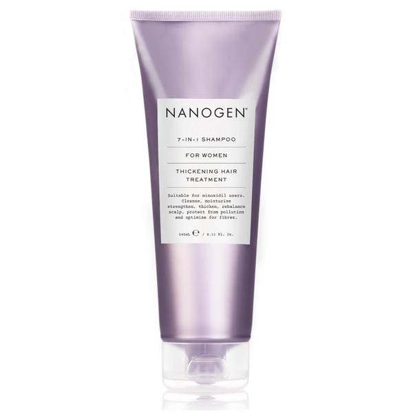 Nanogen Shampoo LUXE for Women