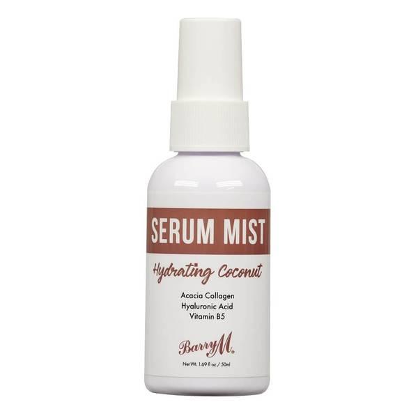 Barry M Cosmetics Serum Mist - Hydrating Coconut