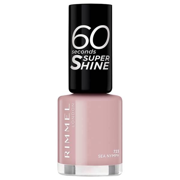 Rimmel 60 Seconds Super-Shine Nail Polish (Various Shades)