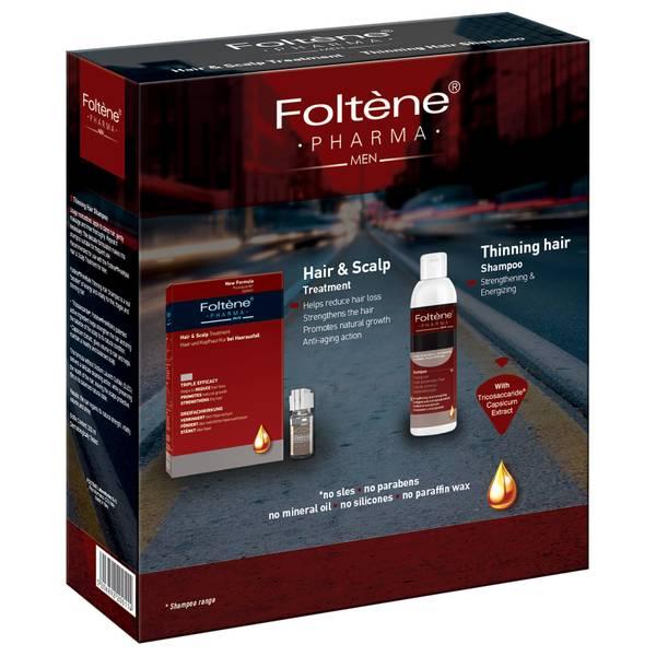 Foltène Hair and Scalp Treatment Kit for Men
