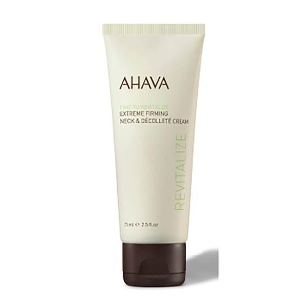 AHAVA Extreme Firming Neck & Decollete Cream 75ml
