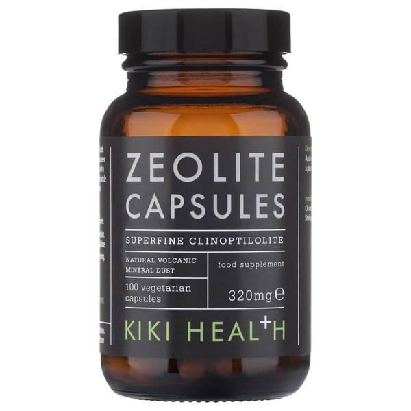 KIKI Health Zeolite Vegicaps (100 Vegicaps)