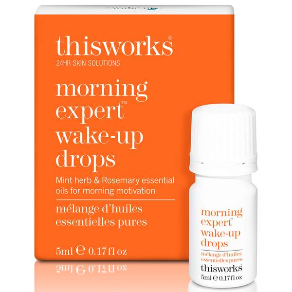 this works Morning Expert Wake-Up Drops 5ml