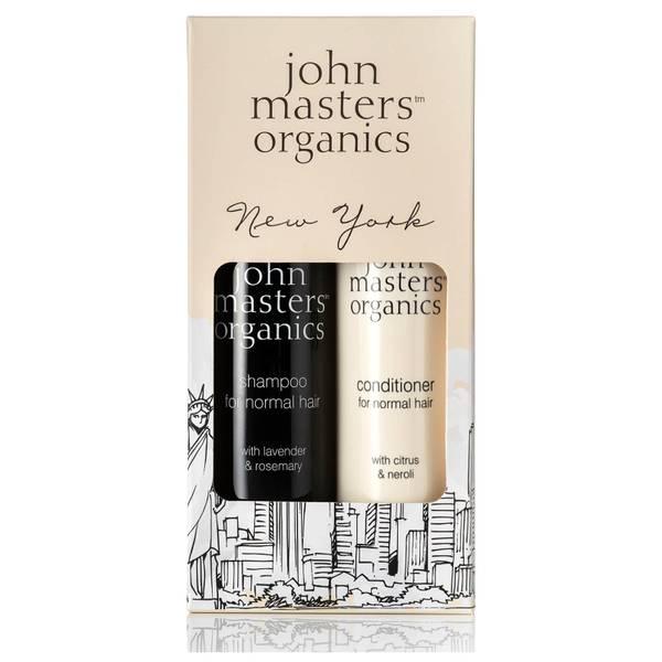 John Masters Organics New York Kit for Normal Hair 236ml