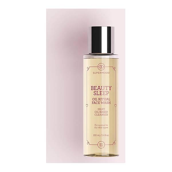 Supermood Beauty Sleep Oil Ritual Face Wash 100ml