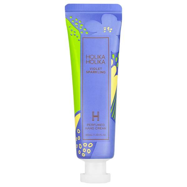 Holika Holika Violet Sparkling Perfumed Hand Cream