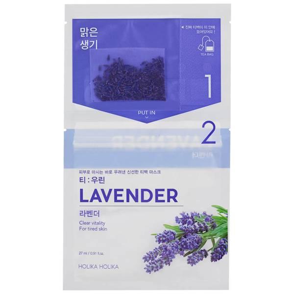 Holika Holika Instantly Brewing Tea Bag Mask - Lavender
