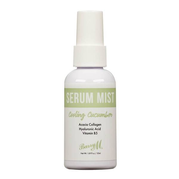 Barry M Cosmetics Serum Mist Cooling Cucumber