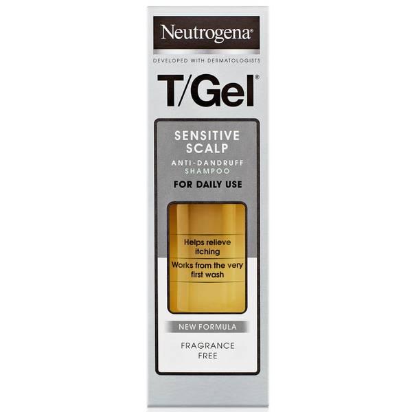Neutrogena T/Gel for Sensitive Scalp 125ml